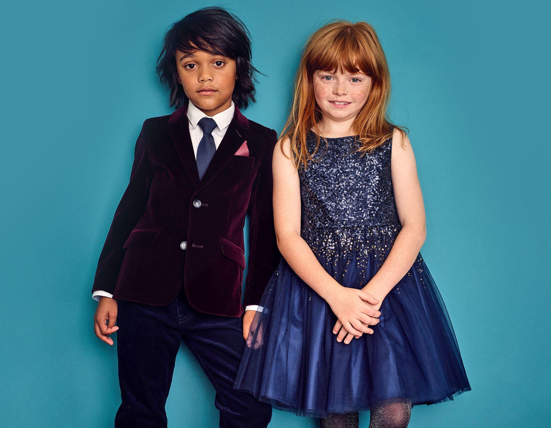 Children's partywear