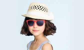 Girls' Sun Hats & Sunglasses