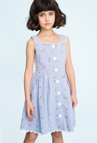 Girls' Summer Dresses