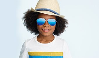Boys' Sun Hats & Sunglasses