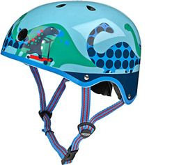 Scooters and skateboards helmets
