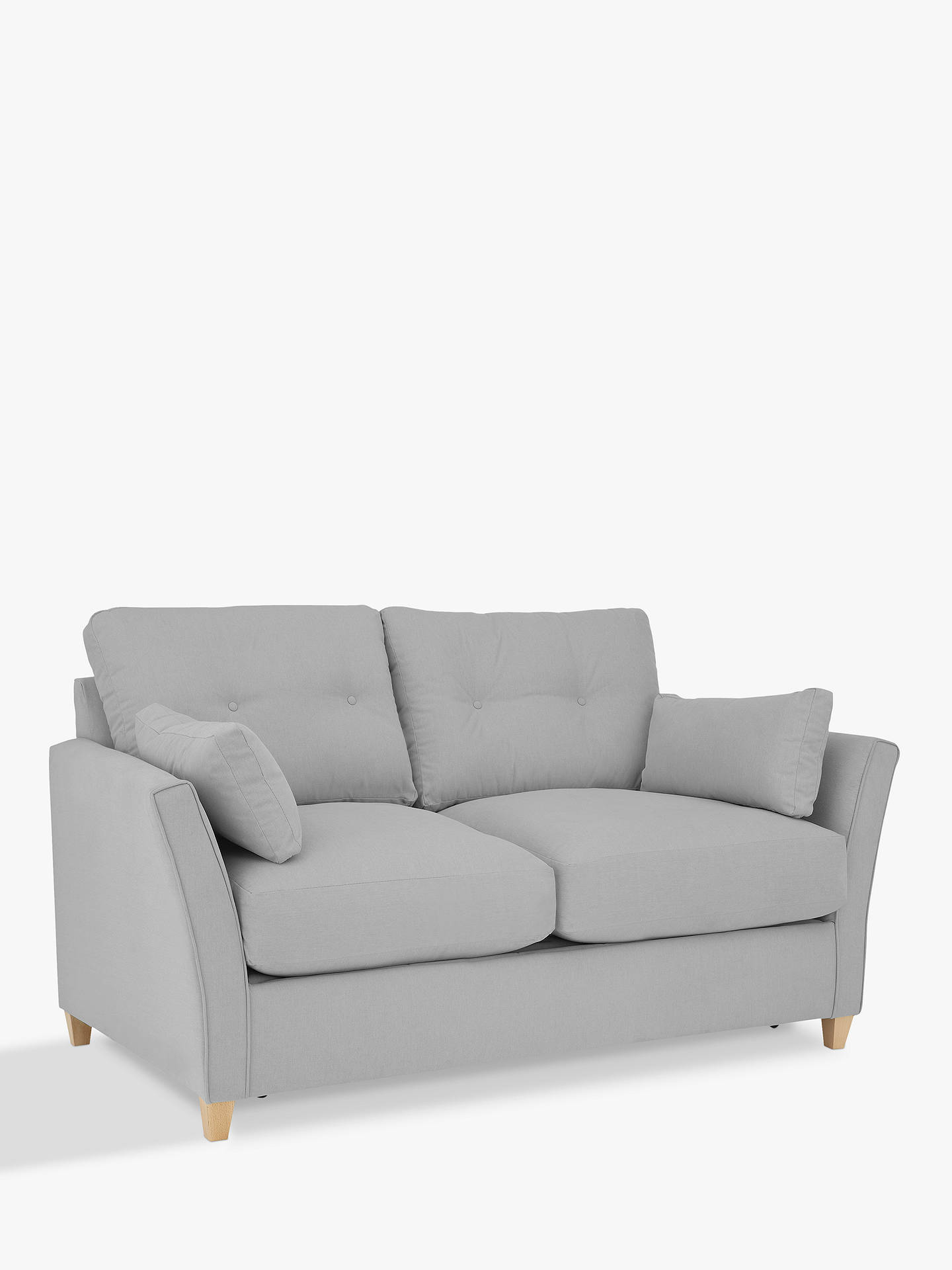 Buyjohn lewis partners chopin small pocket sprung sofa bed online at johnlewis