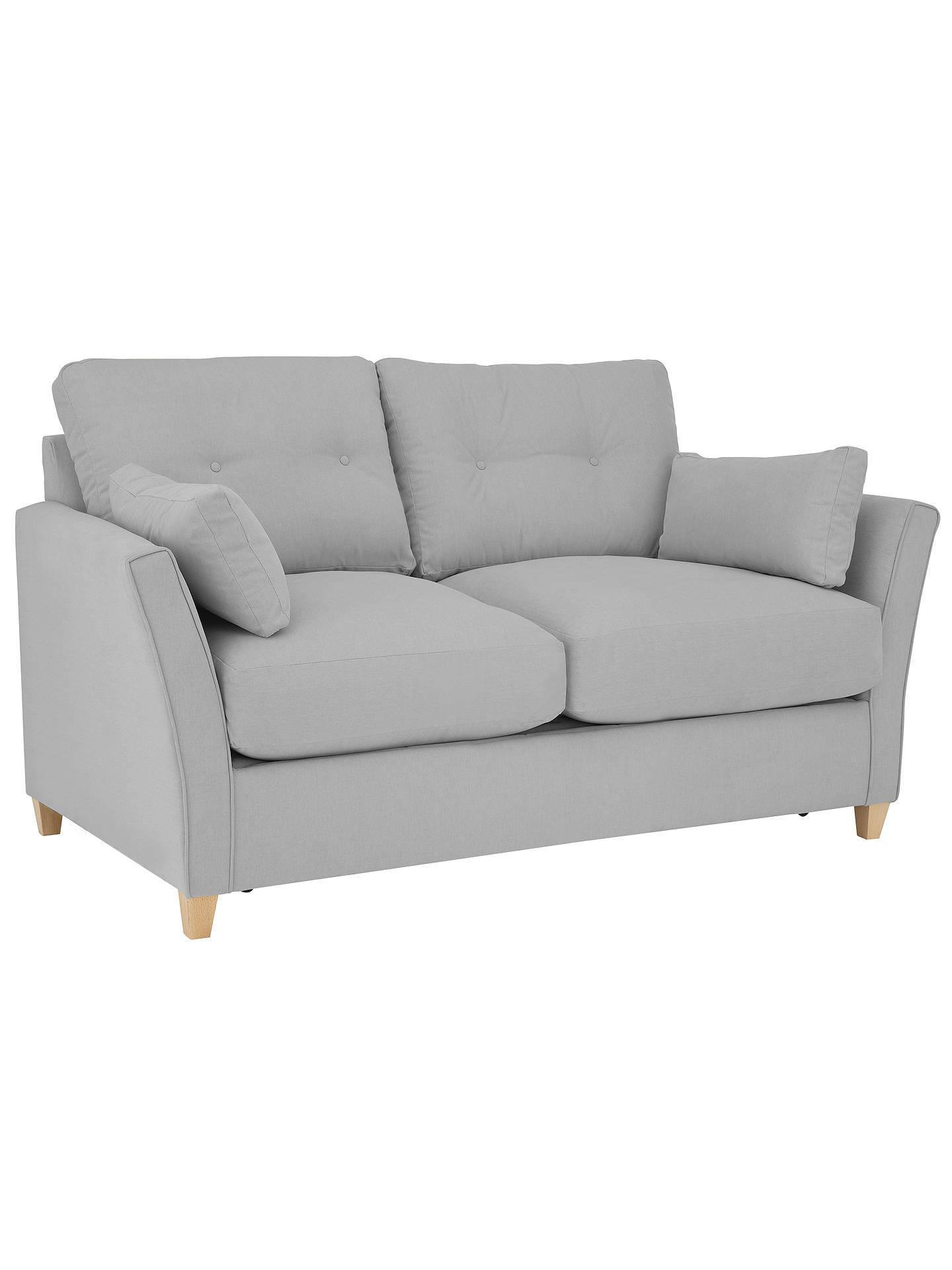Buyjohn lewis partners chopin small memory foam sofa bed online at johnlewis