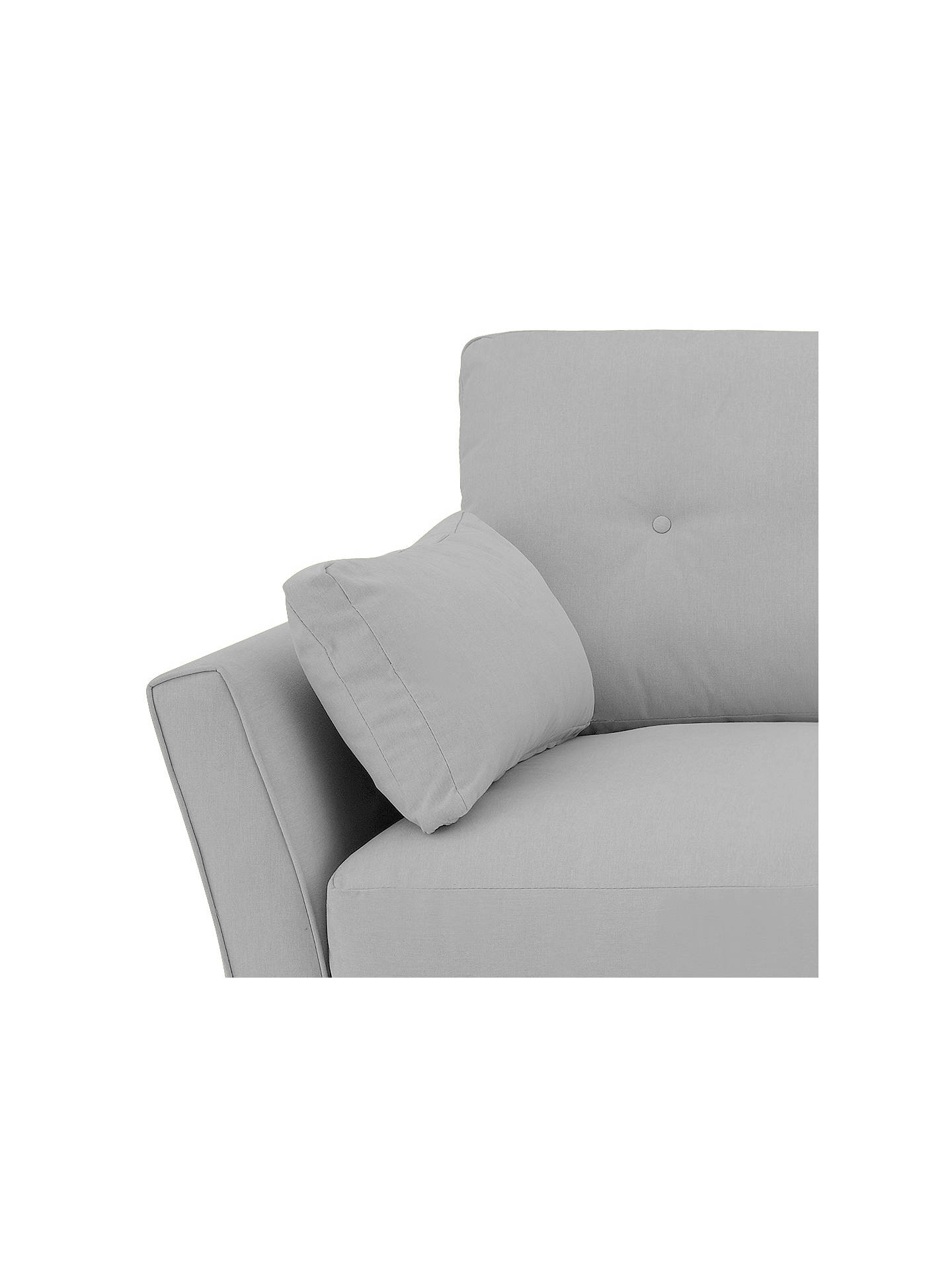 Astounding John Lewis Partners Chopin Small Pocket Sprung Sofa Bed Squirreltailoven Fun Painted Chair Ideas Images Squirreltailovenorg