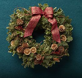 Christmas Wreathes and Garlands