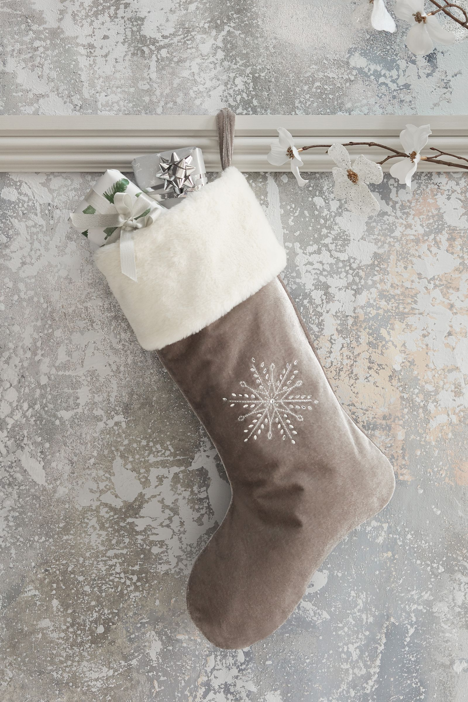 Christmas Trends - Snowscape