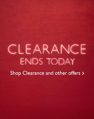 Clearance - Shop Clearance and other offers