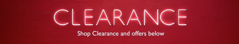 Clearance - Shop Clearance and offers below