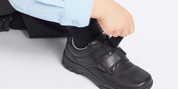 Children Shoe Fitting