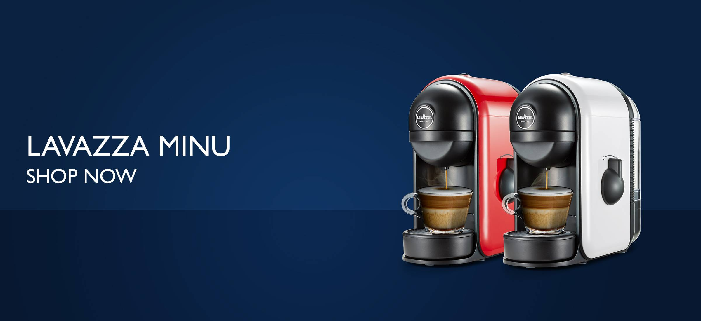 Lavazza Minu Clearance offer