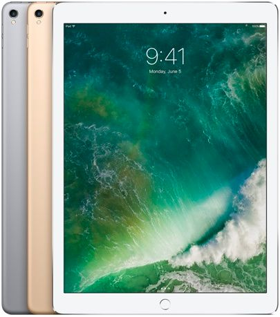Family of iPad Pro - all colours available