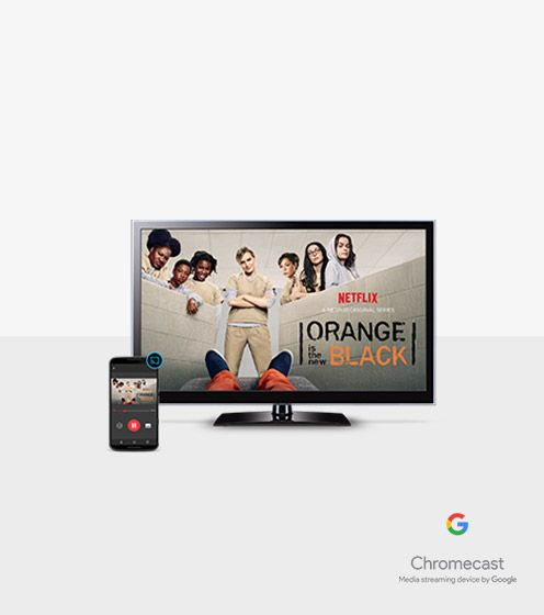 £5 off Google Chromecast