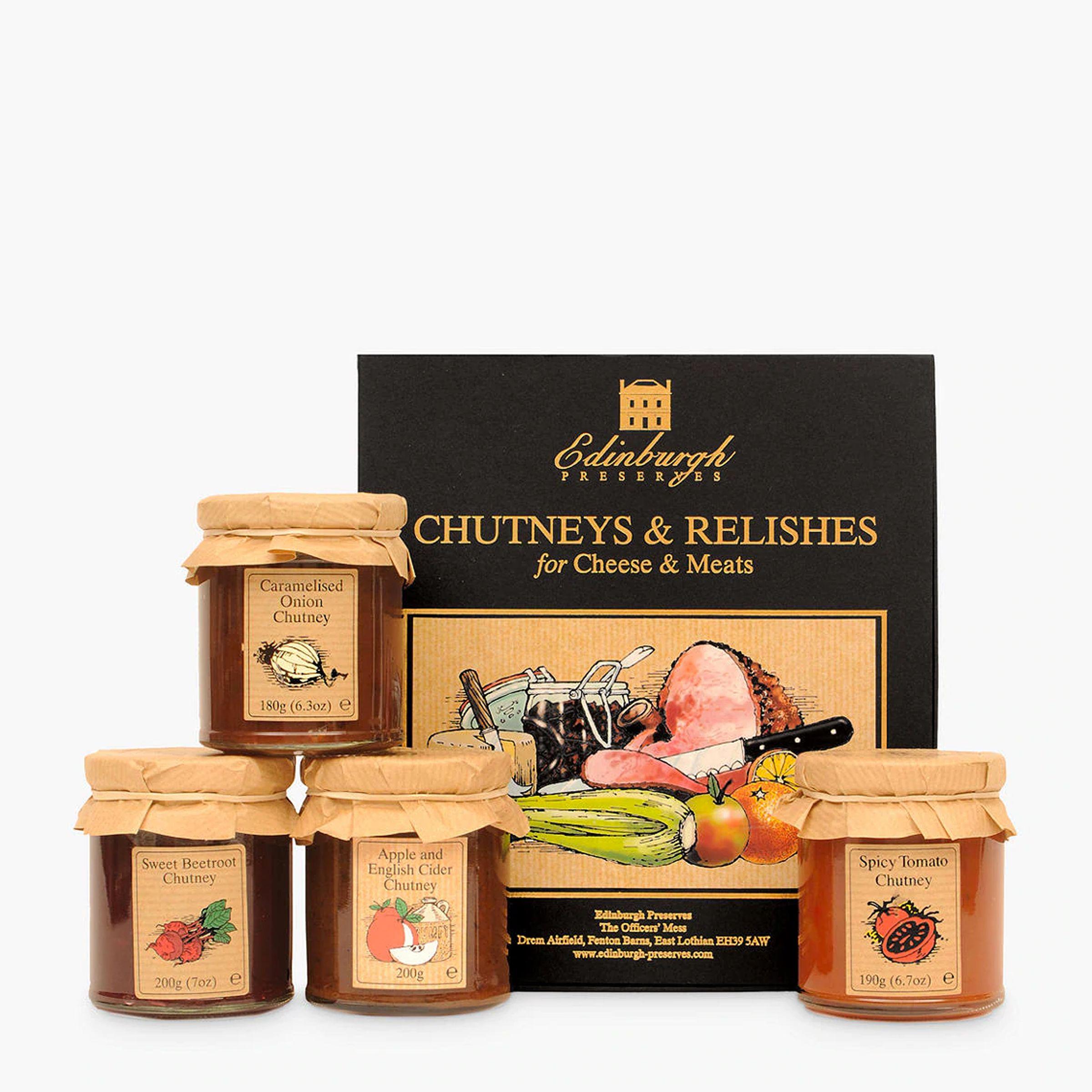Condiments & preserves