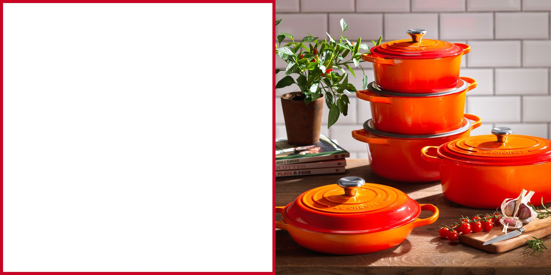 Cookware | Pans, Utensils, Bread Bins, Kitchen Scales & Knives ...