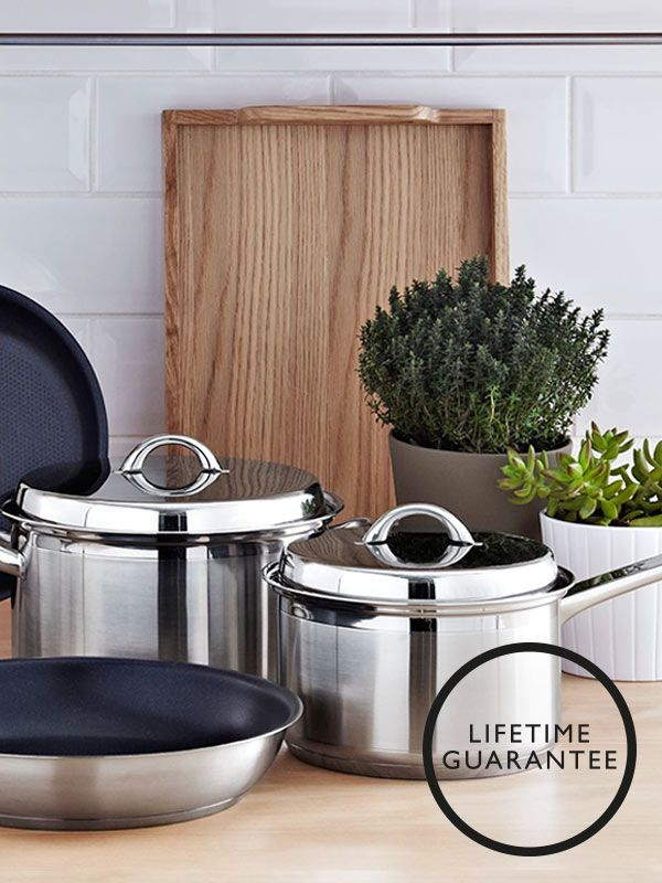 cookware pans utensils bread bins scales knives. Black Bedroom Furniture Sets. Home Design Ideas