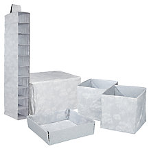 Buy John Lewis Cow Parsley Storage Range Online at johnlewis.com
