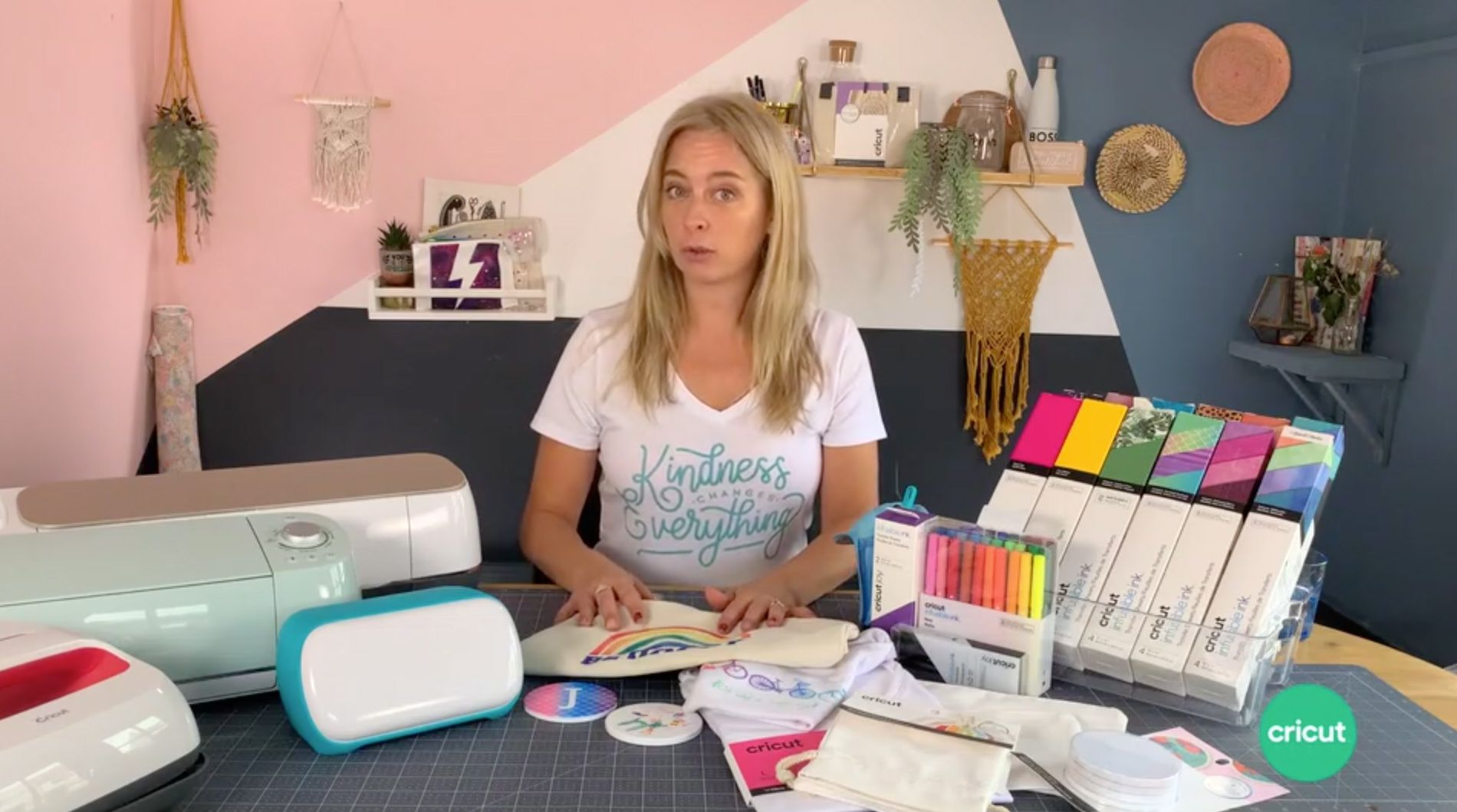 Explaining Cricut Infusible Inks