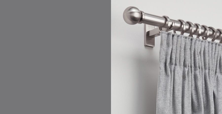 Curtain Poles, Tracks & Accessories | John Lewis & Partners