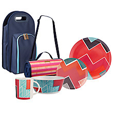 Buy John Lewis Dakara Picnicware Online at johnlewis.com