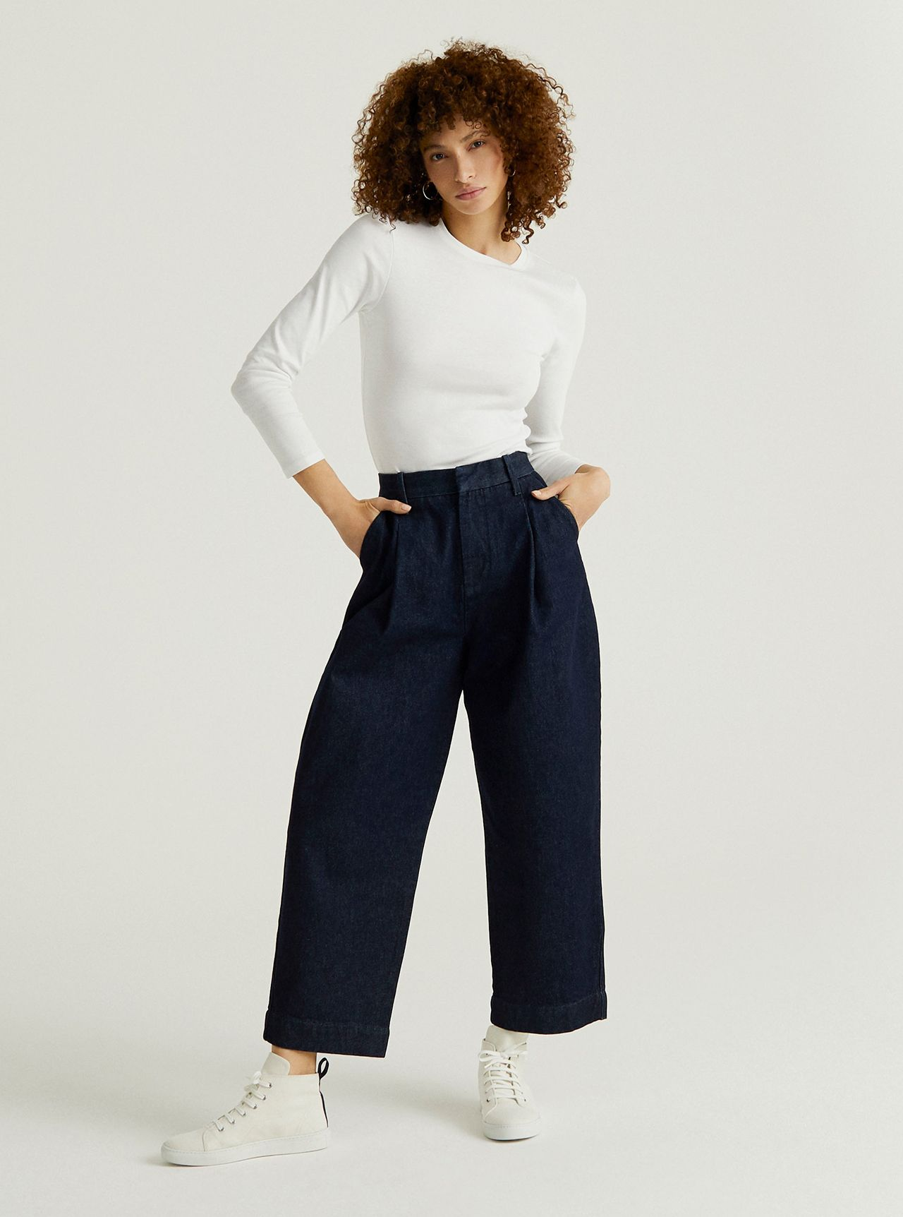 John Lewis & Partners Denim - The Tailored Jean