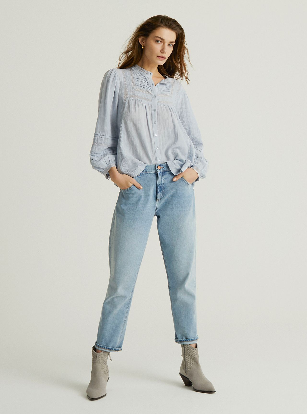 John Lewis & Partners Denim - The Boyfriend jean