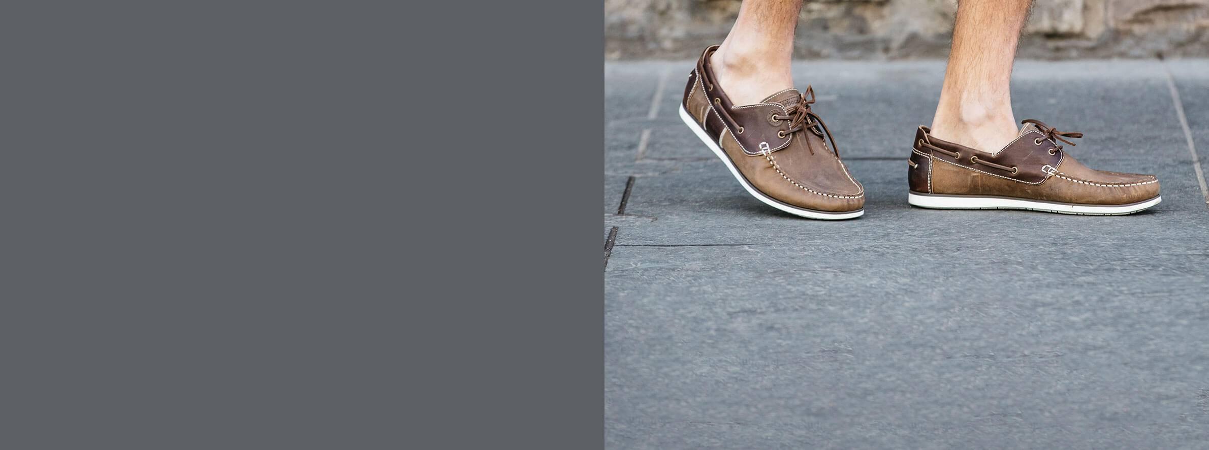Barbour Shoes