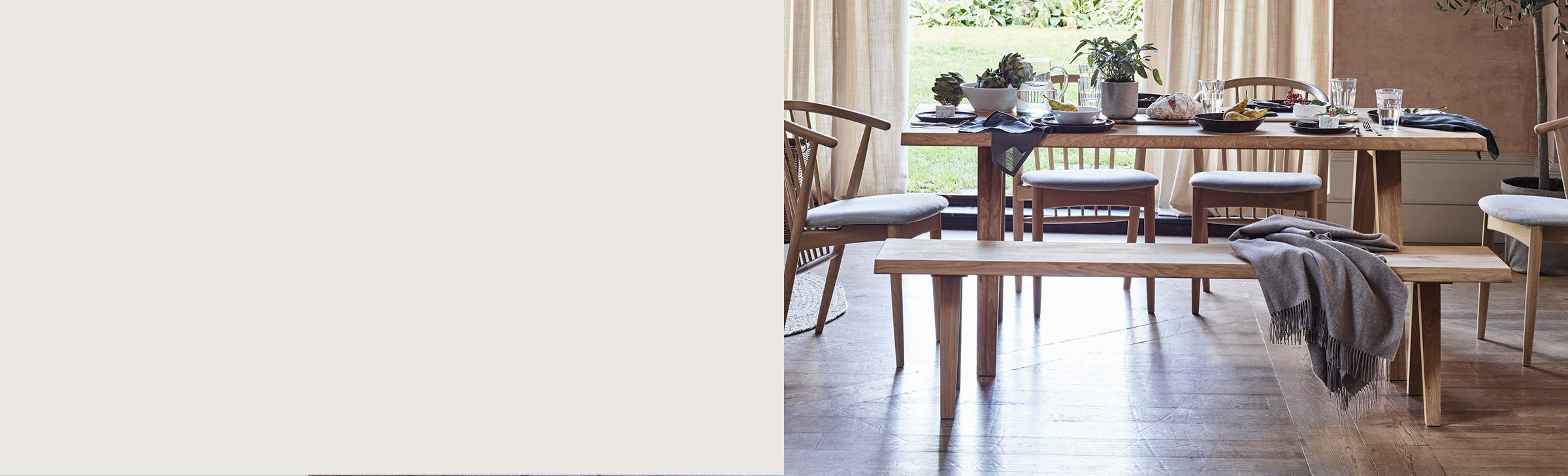 Make Mealtimes More Sociable With A New Dining Table From Space Saving Oak Designs To Round Extendable Tables