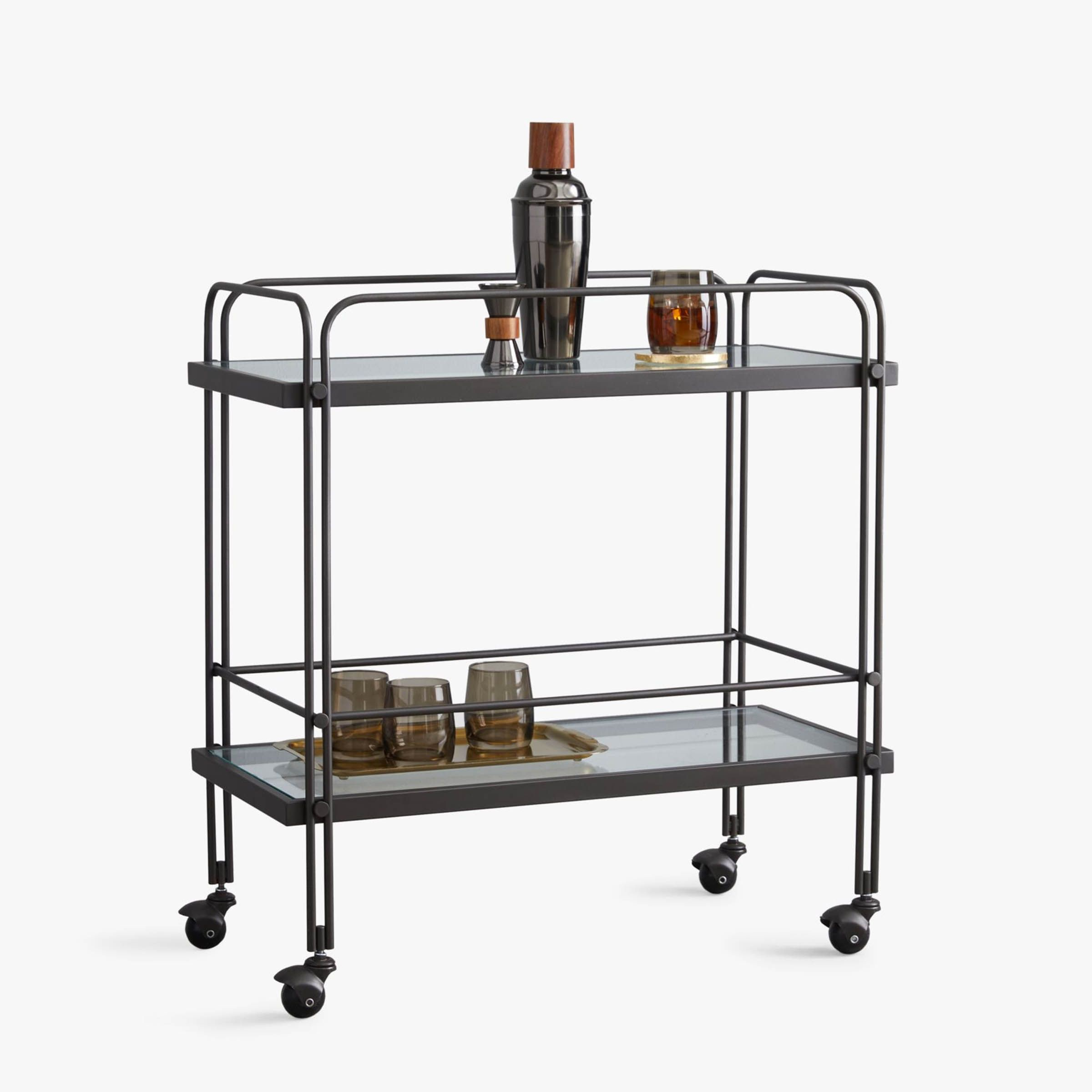 drinks cabinets and trolleys