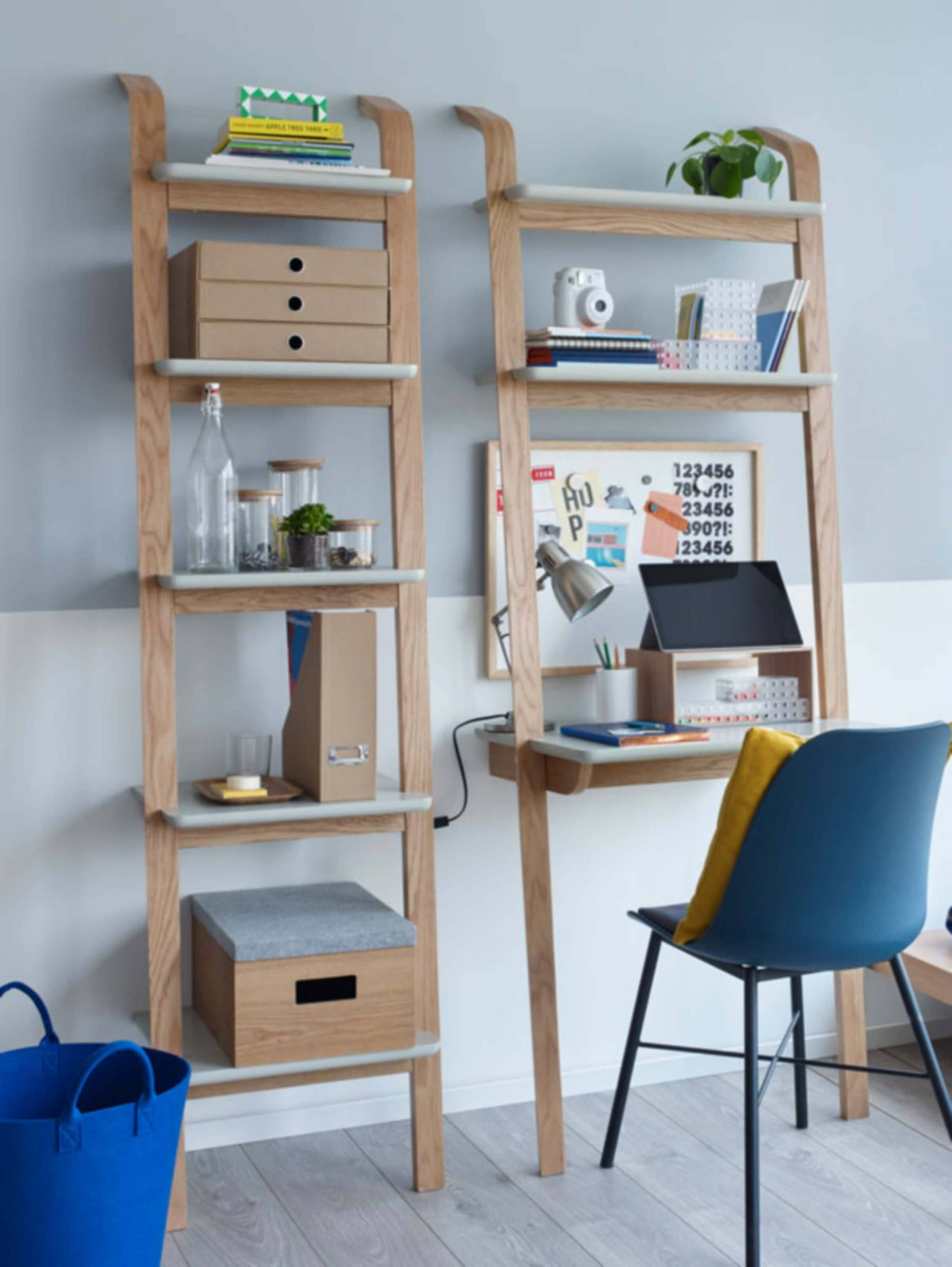 Bookcases, shelving units & shelves