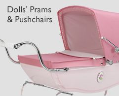 Dolls prams and pushchairs