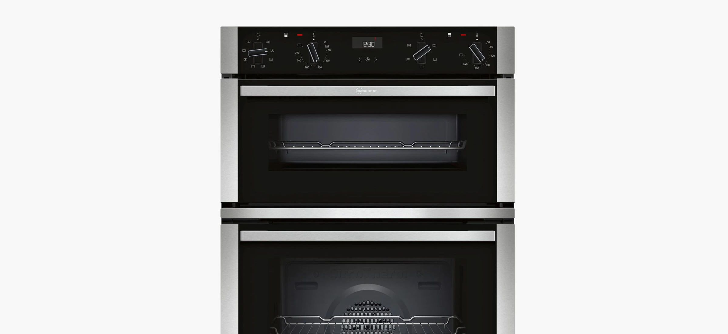 Built Under Double Ovens Under Counter Oven John Lewis