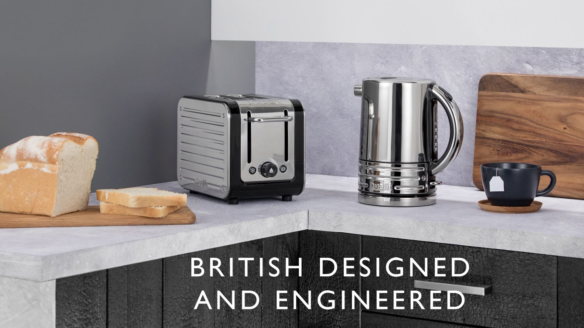Dualit Architect Kettle At John Lewis Partners