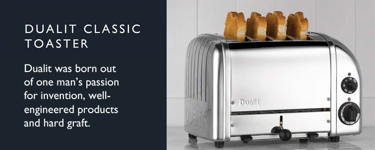 Dualit%27s classic toaster