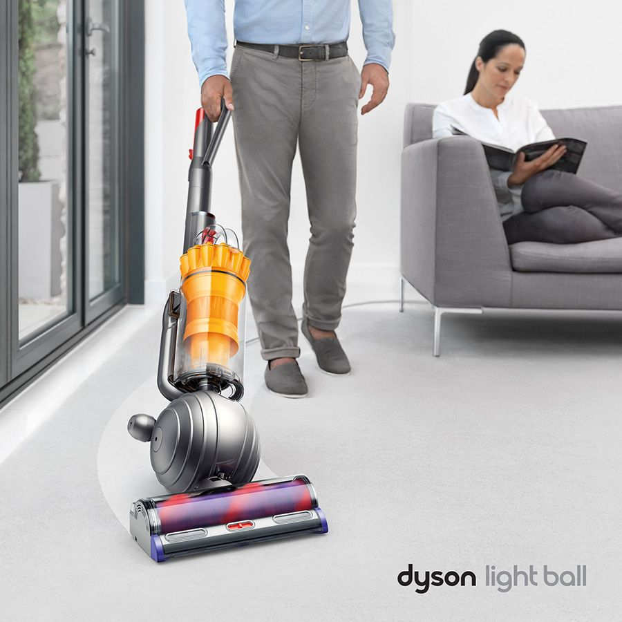 The Dyson Light Ball