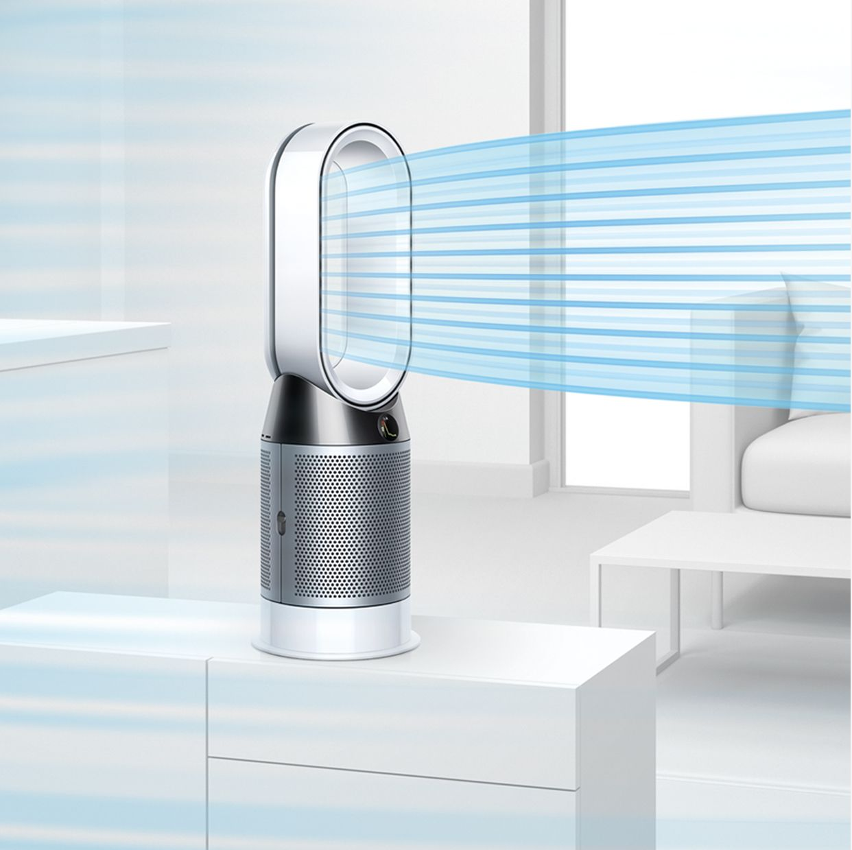 Dyson air treatment