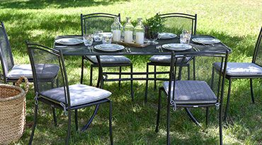 Prepare your outside space for Easter entertaining