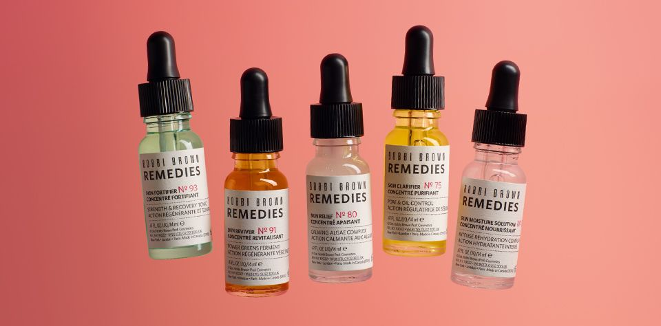 Bobbi Brown Remedies Collection