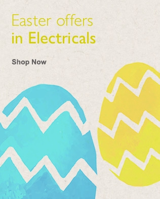 Easter offers in Electricals