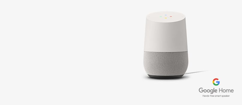 Google Home is here