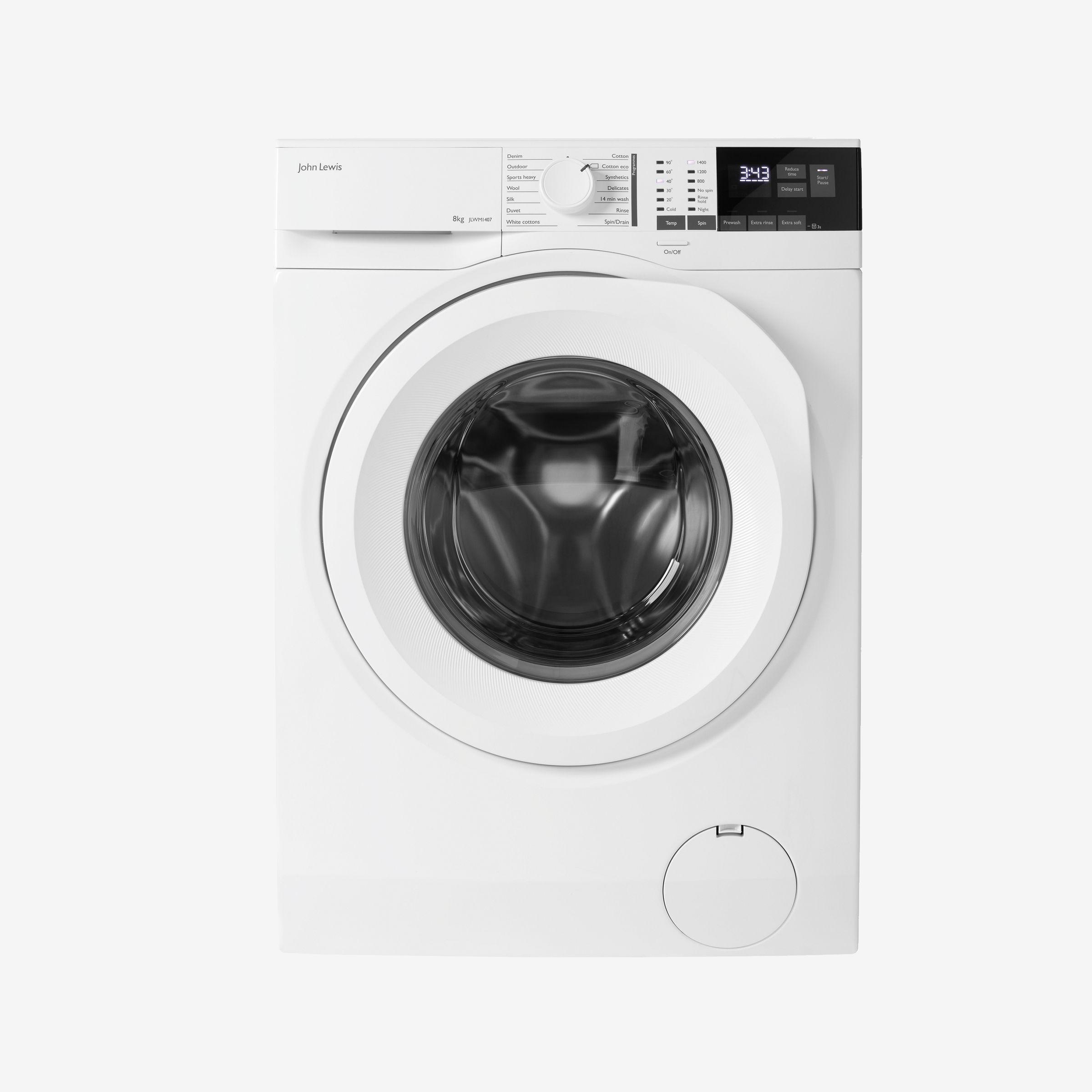 Electricals   Laptops   LED TVs   Washing Machines   John Lewis
