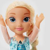 Disney Princess Frozen Sing-A-Long With Elsa Doll