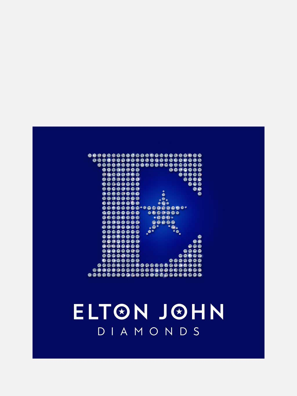 Elton John's Greatest Hits CD - Diamonds