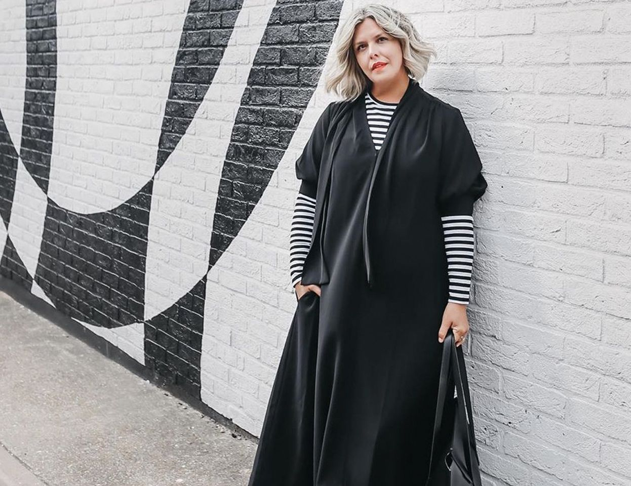 Erica Davies on how to layer like a pro