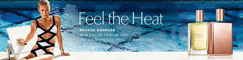 Estee Lauder - Feel the Heat
