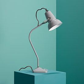 Anglepoise Original 1227 Mini Table Lamp, Dove
