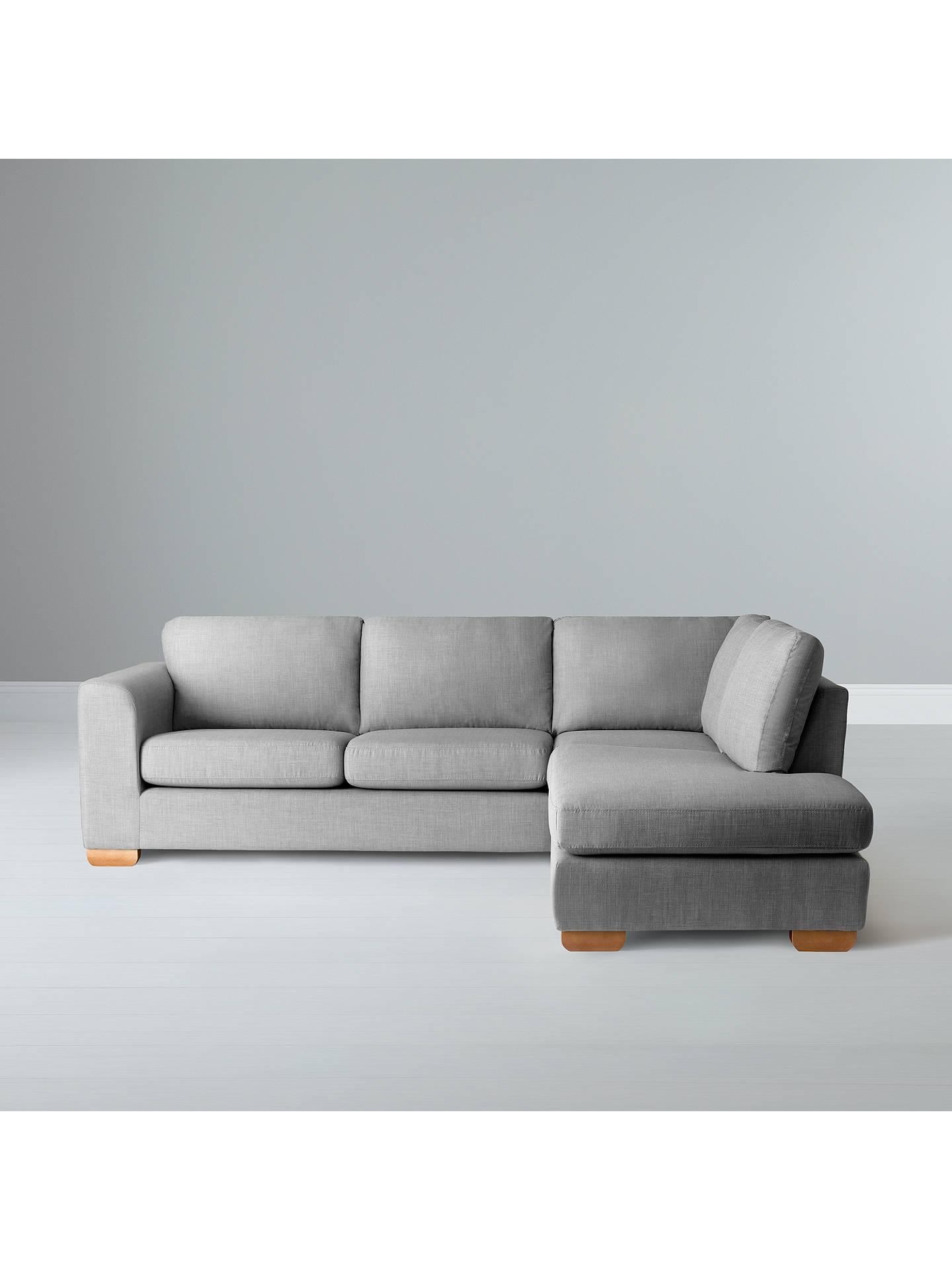 John Lewis Amp Partners Felix Rhf Corner Chaise End Sofa