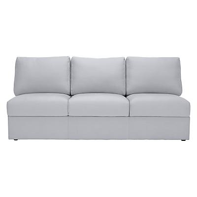 House by John Lewis Finlay II Grand 4 Seater Armless Modular Sofa Unit
