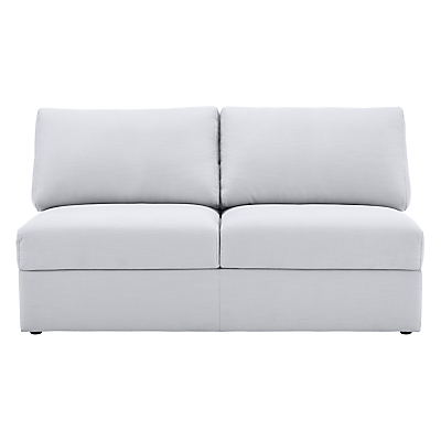 House by John Lewis Finlay II Large 3 Seater Armless Modular Sofa Unit