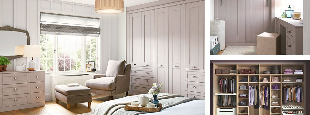 Magnet bedroom wardrobes for Bedroom inspiration john lewis