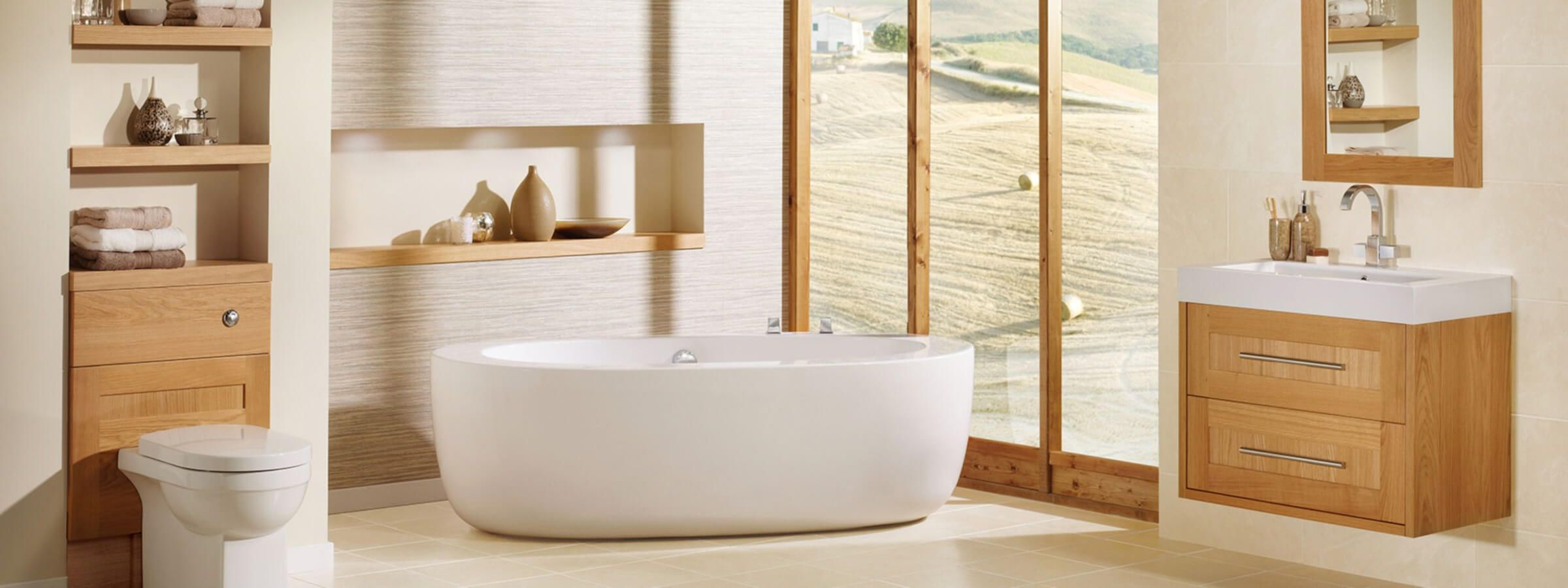 John Lewis fitted bathroom installation service